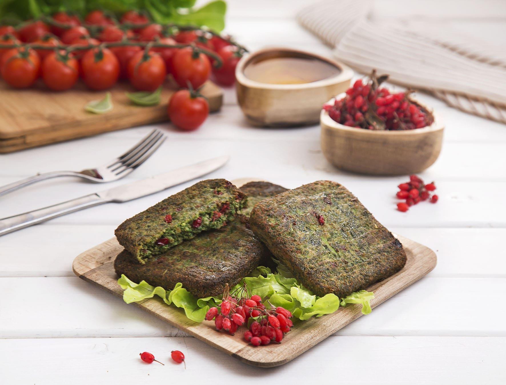 کوکو سبزی بون آدو