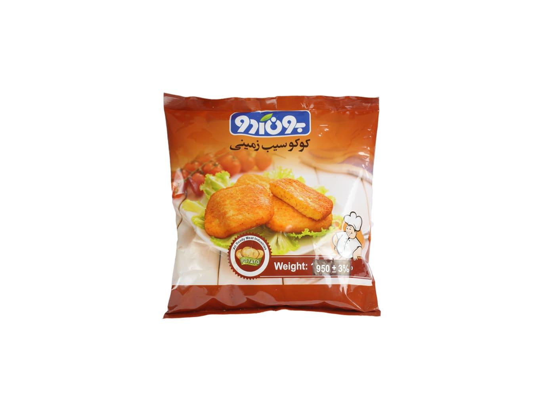 کوکو سیب زمینی 950 گرمی بون آدو