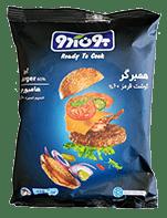 همبرگر 60% بون آدو