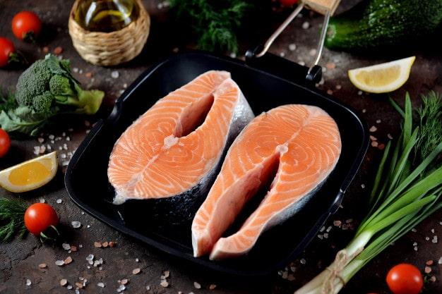 خواص ماهی سالمون
